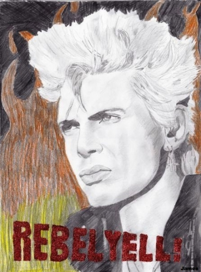 Billy Idol by James